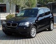 BMW X3 xLine20d Aut Navi