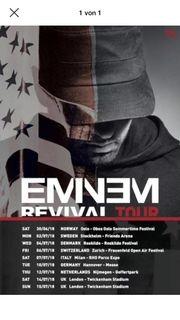 Eminem Tickets Stehplatz