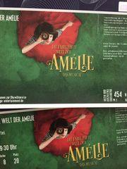 2 Tickets Musical Amelie am