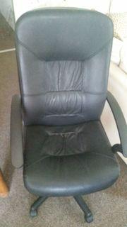 Bürostuhl schwarz günstig