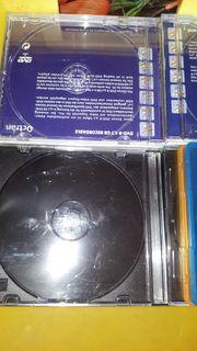 CD-Hüllen leer zu verschenken