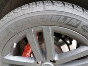 Audi Q7 Winterreifen mit Alufelgen