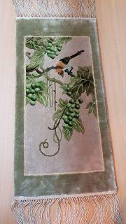 Handgeknüpfter Wandteppich (2)