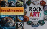 Steine kreativ bemalen