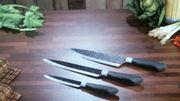 3 teiliges Küchenmesserset,