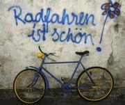 Fahrrad, gut erhalten,