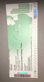 glowcon ticket
