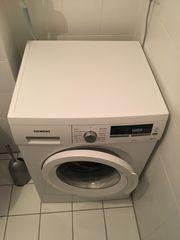 Sehr gut erhaltene Siemens Waschmaschine