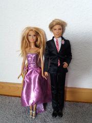 Barbie mit Ken