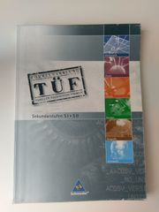 Formelsammlung TÜF