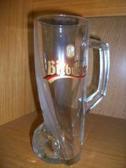 Bitburger Bier Glas