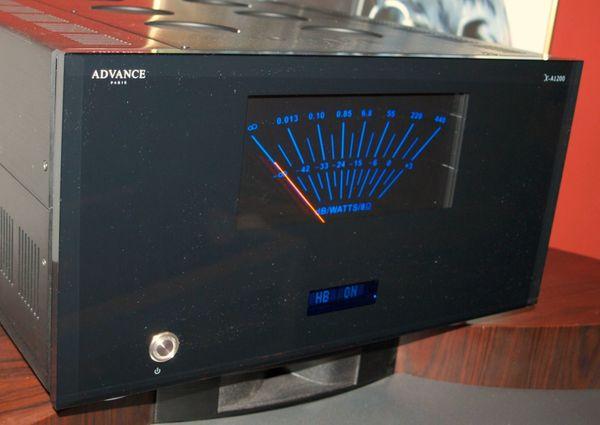 Advance Acoustic X-A 1200 High End Mono Block 2 Stück a 700 W an 4 Ohm gebraucht kaufen  86152 Augsburg