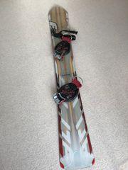 F 2 Silberpfeil Snowboard mit