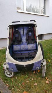 Chariot Corsaire XL mit Zubehör