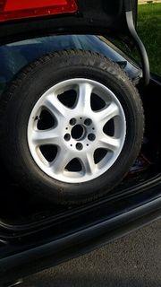 Mercedes SLK Alufelgensatz