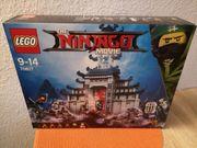LEGO NINJAGO 70617 Temple Versteck