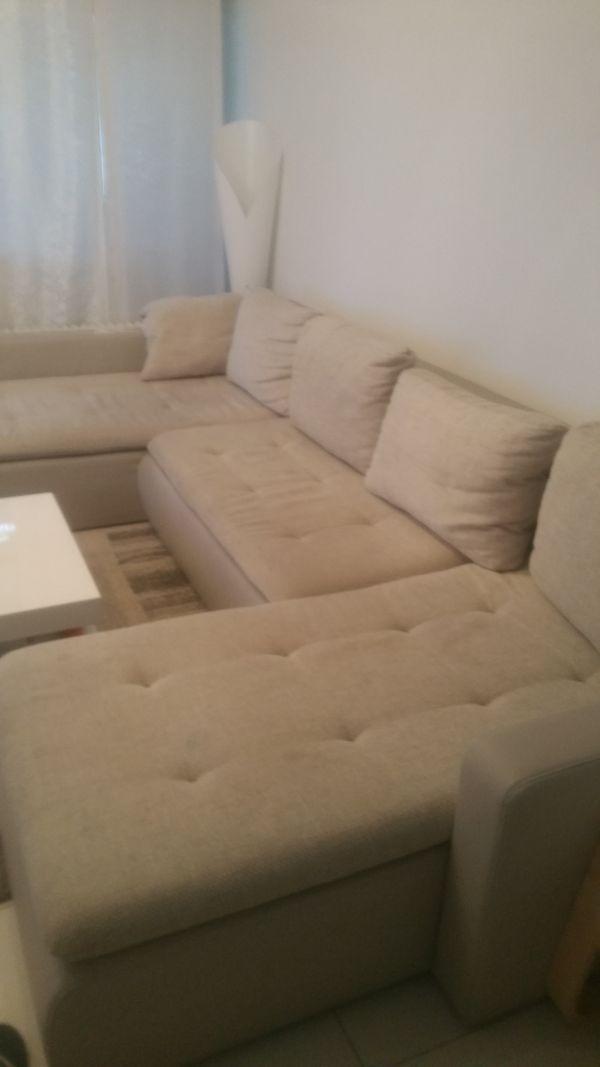 sofa Couch - Altbach - Sofa Couch mit Schlaffunktion.2x360x180 - Altbach