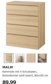 Malm Kommode 4 Schubladen Haushalt Mobel Gebraucht Und Neu