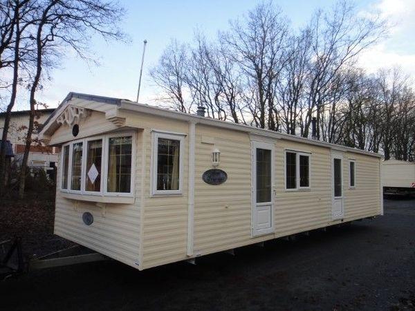 Mobilheim Nordhorn Willerby Granada Winterfest Dauerwohnen Caravan