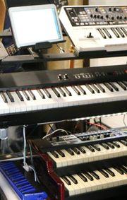 Keyboarder Organist sucht Band