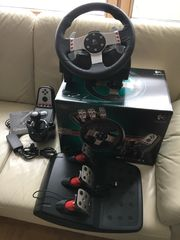 Logitech G27 Racing Wheel wie