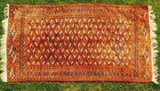 Orientteppich Tekke Turkestan antik T089