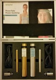POWERTUBE QuickZap Gold Silver als