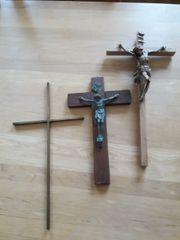 3 Kreuze: 2x