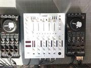 Reloop RMX40 Mixer und 2