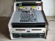 Musikanlage PA Case/
