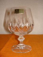 12 WMF Cognacschwenker Kristallgläser