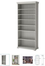 Hängevitrine weiß ikea  Liatorp - Haushalt & Möbel - gebraucht und neu kaufen - Quoka.de