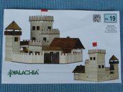 WALACHIA Burg Modellbahn LGB Format