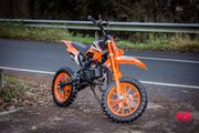 Apollo 49cc Pocketbike Kinderbike Cross
