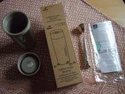 Thermobecher Tchibo Kaffeebecher Coffee to