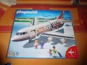 Flugzeug Playmobil
