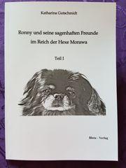 Kinderbuch Ronny und seine sagenhaften