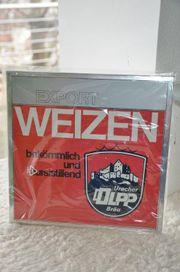 Brauerei Olpp Bad Urach Werbeschild