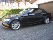 BMW 118i Cabrio M-Sportpaket Vollleder
