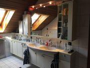 Badezimmermöbel, Spiegelschrank und