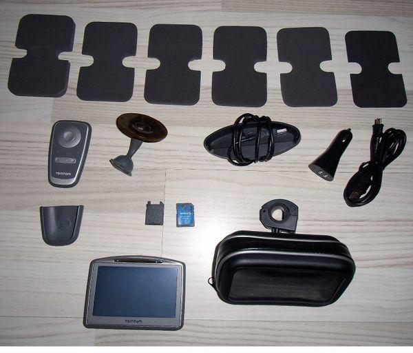 TomTom Rider Motorrad » Navigationssysteme