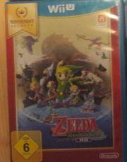Wii U Spiele