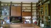 Wohnzimmerschrankwand