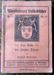 Wiesbadener Volksbücher Nr.