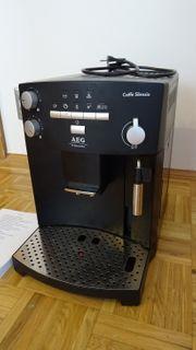 Verkaufe Kaffevollautomat AEG Caffe Silenzio