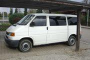 VW T4 Syncro Transporter 4x4