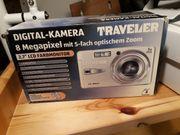 DIGITALKAMERA Traveler 8