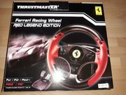THRUSTMASTER Ferrari Racing Wheel RED