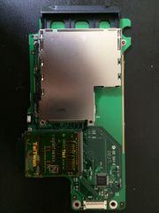 Cardreader und PCMICA Erweiterung für