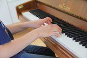 Klavieruntericht in Schönau /